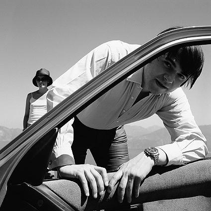 Bertrand Burgalat Meets A.S.Dragon (2003) / psychedelic rock, indie